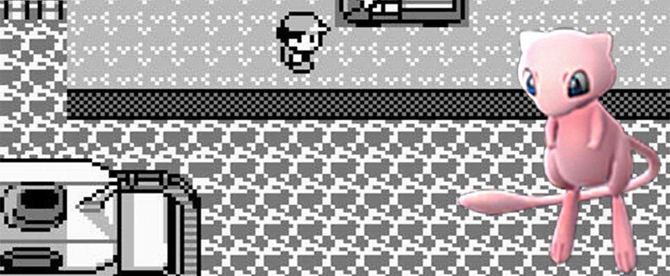 Pokémon GO-Spieler leben den Mythos und fangen Mew unter Trucks