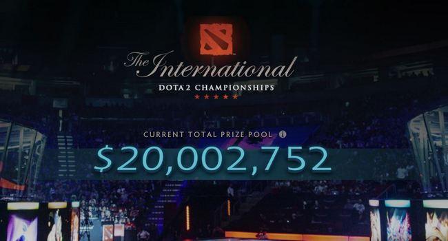 Prize Pool 20M