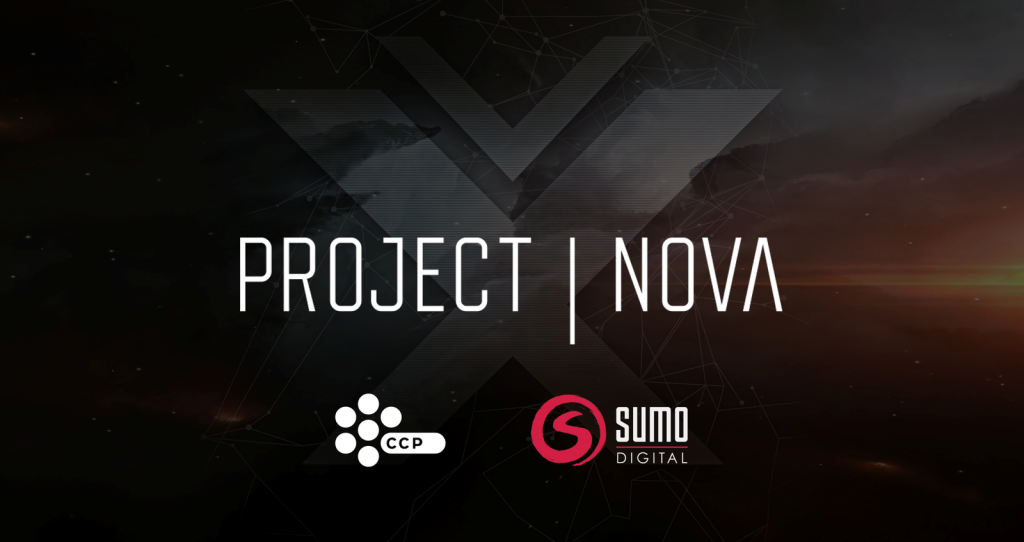 Project NOVA Logo Preview