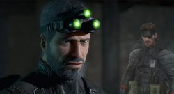 Sam Fisher Solid Snake Titel