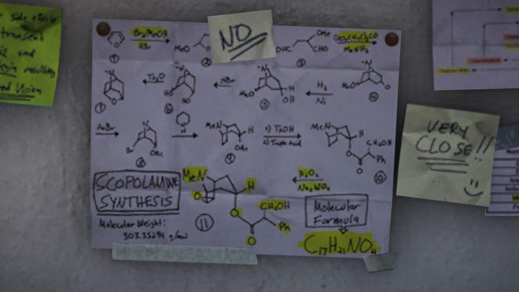 Scolopamin formel FC5