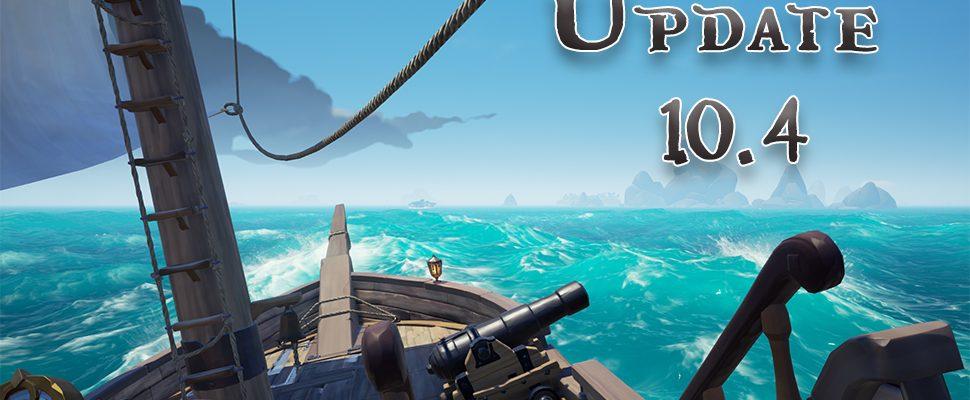 Sea of Thieves Update bringt jetzt erste legendäre Schiff-Anpassungen