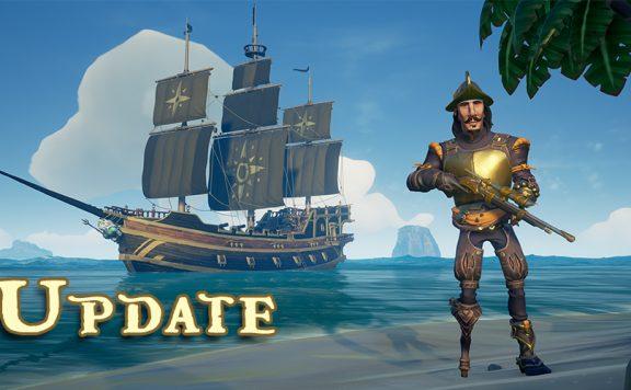 Sea of Thieves Update Titel 2