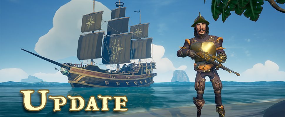 Sea of Thieves: Das steckt im neuen Update – Patch-Notes, Server-Down