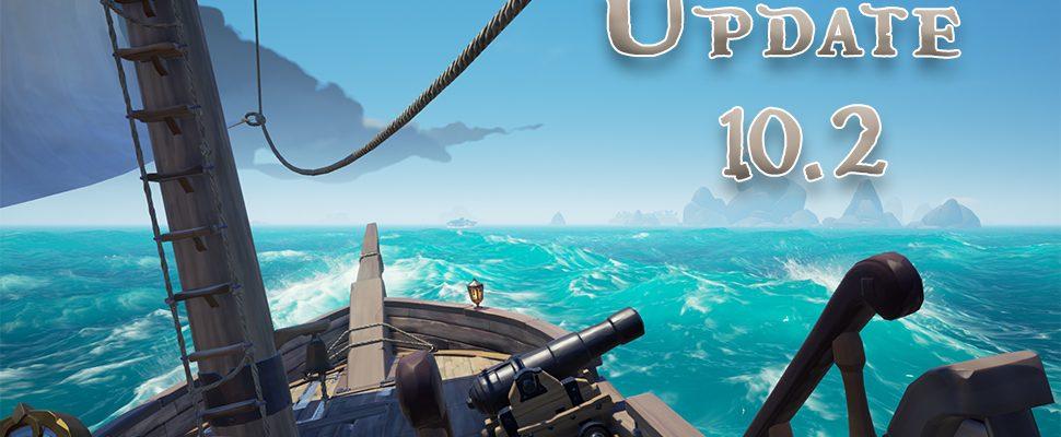 Sea of Thieves Update 1.0.2 geht gegen fiese Griefer vor – Patch-Notes