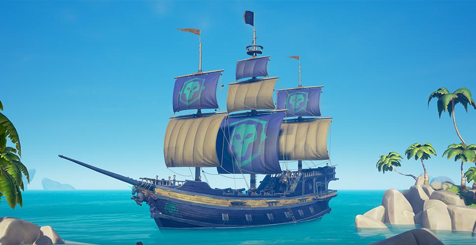 Sea of Thieves legendäre Anpassungen 2
