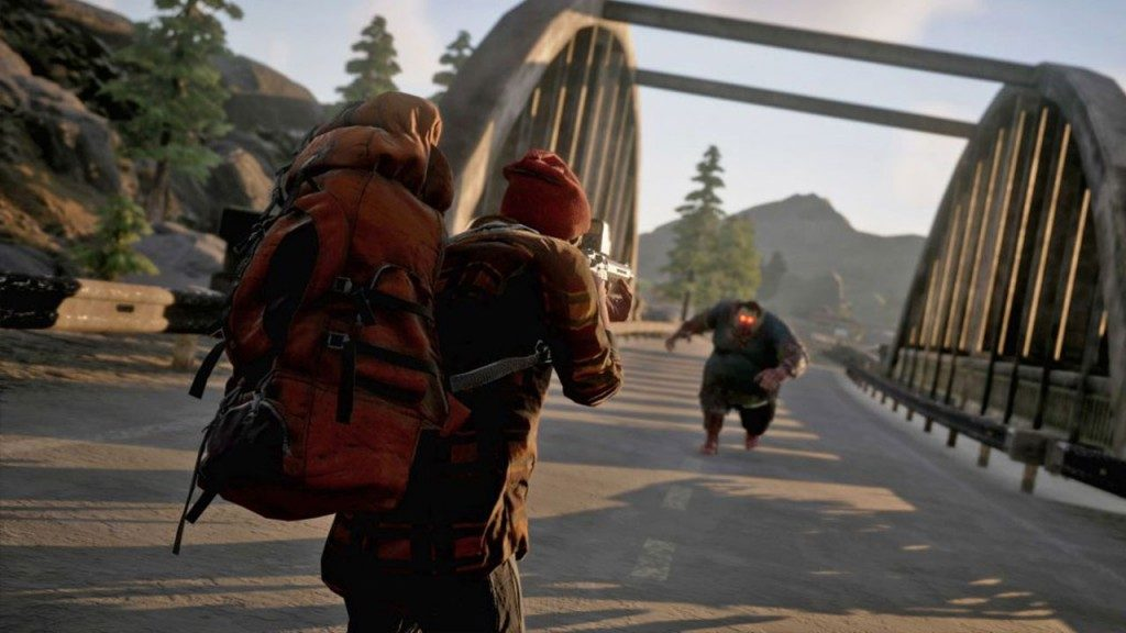 State of decay 2 shooter