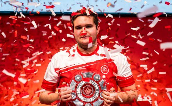 StrxngeR FIFA 18 Deutscher Meister