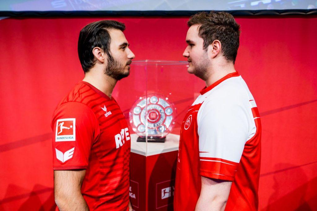 FIFA 18 Virtuelle Bundesliga The StrxngeR gegen MIrza - FIFA 18 Finale