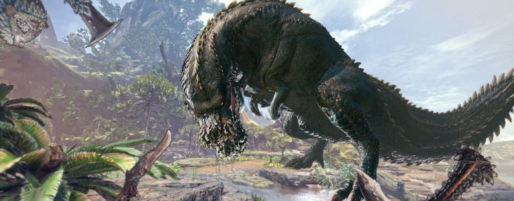 20 Waffen-Builds, die das End-Game in Monster Hunter World erleichtern