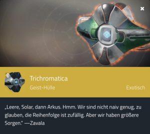 Trichromatica Destiny 2