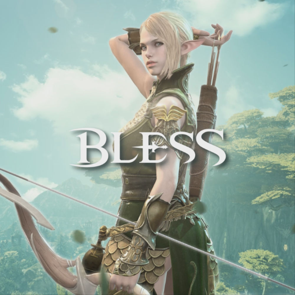 Waldläufer Bless Online
