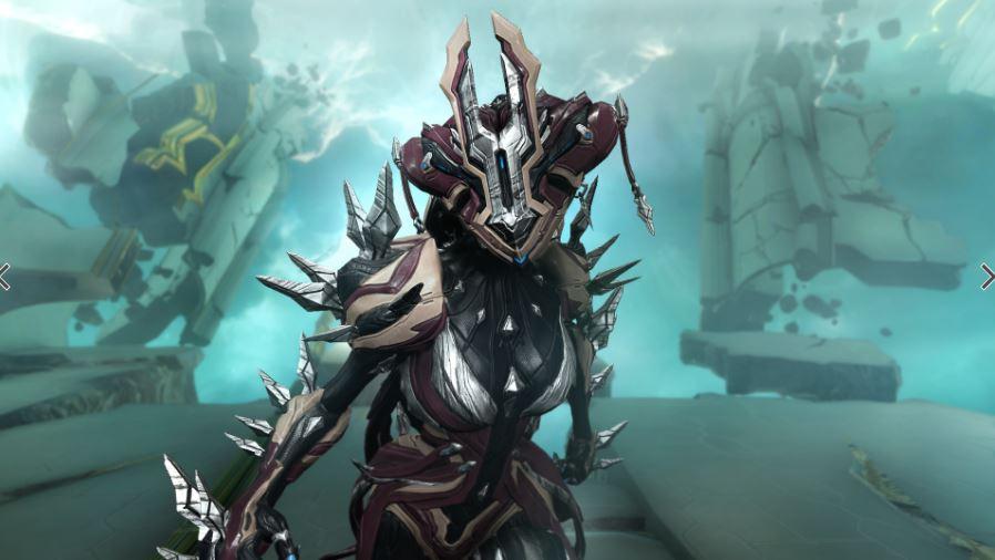Warframe-Khora-Helm-Quill