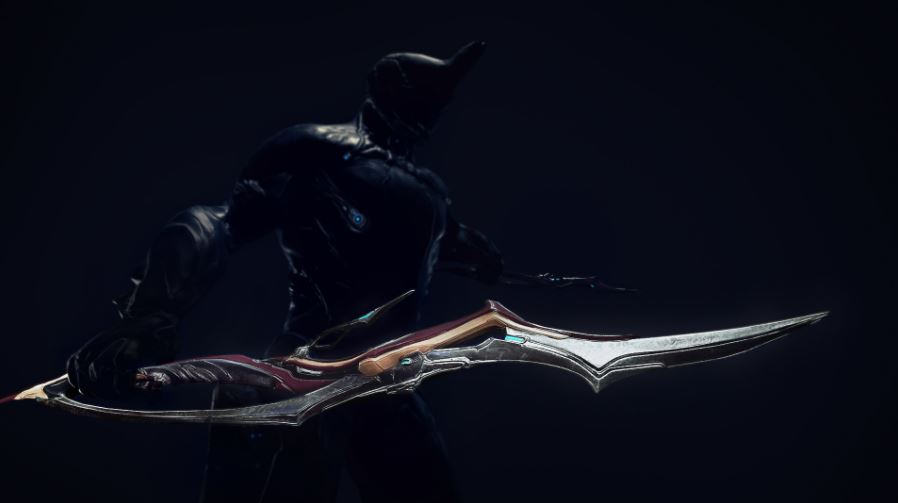 Warframe-Quill-spear