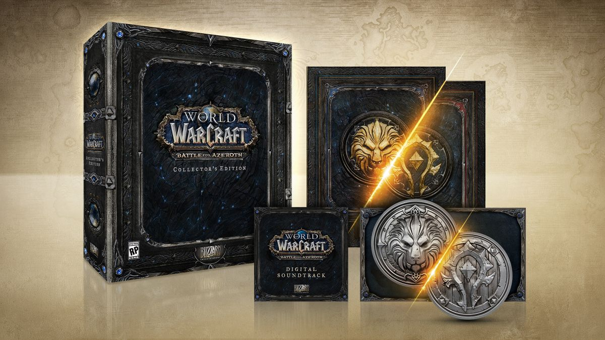 WoW Collectors Edition