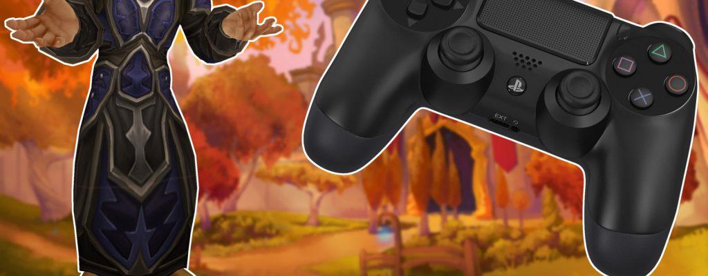 World of Warcraft für PS4 und Xbox One? Blizzard gibt klare Antwort