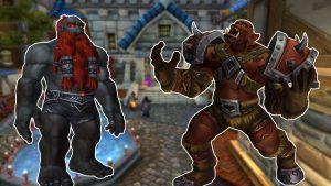 WoW Dark Iron Maghar Orc Dwarf