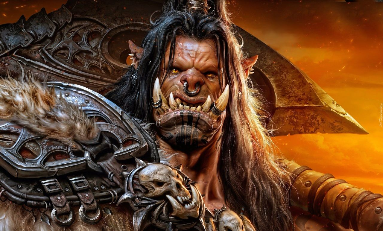 WoW Grommash Hellscream