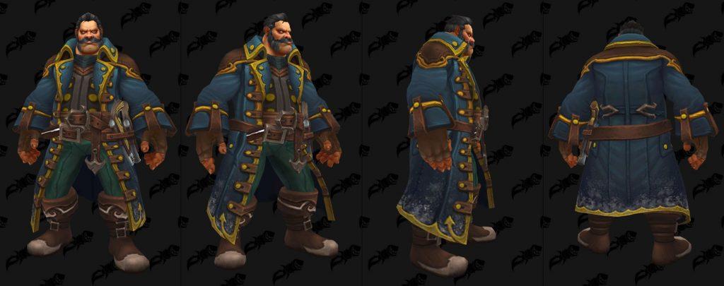WoW Kul Tiran Armor wowhead