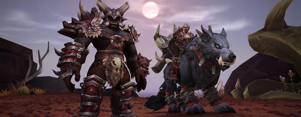 Wow Die Maghar Orcs Kommen Ich Wünschte Es Wäre Nicht So