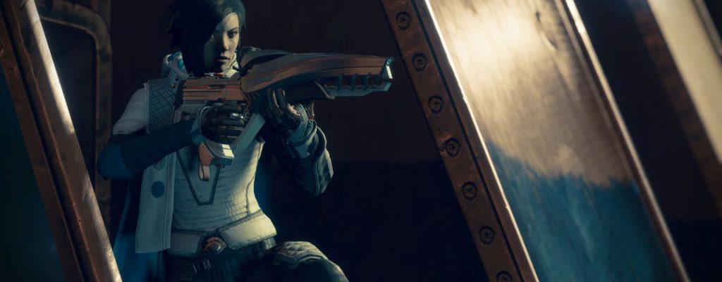 Destiny 2: Die heiß begehrte Polaris Lanze liegt hinter einem Zeitschloss