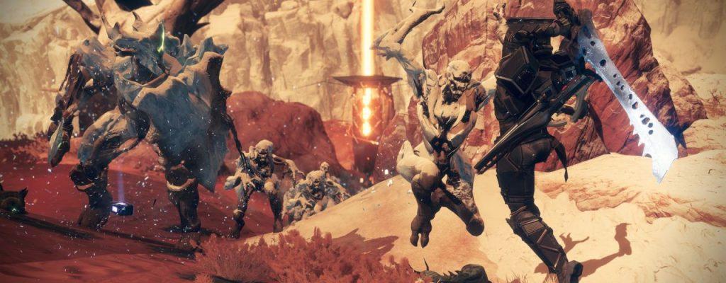 Destiny 2: Escalation Protocol mit 8 Freunden? Glitch macht's möglich