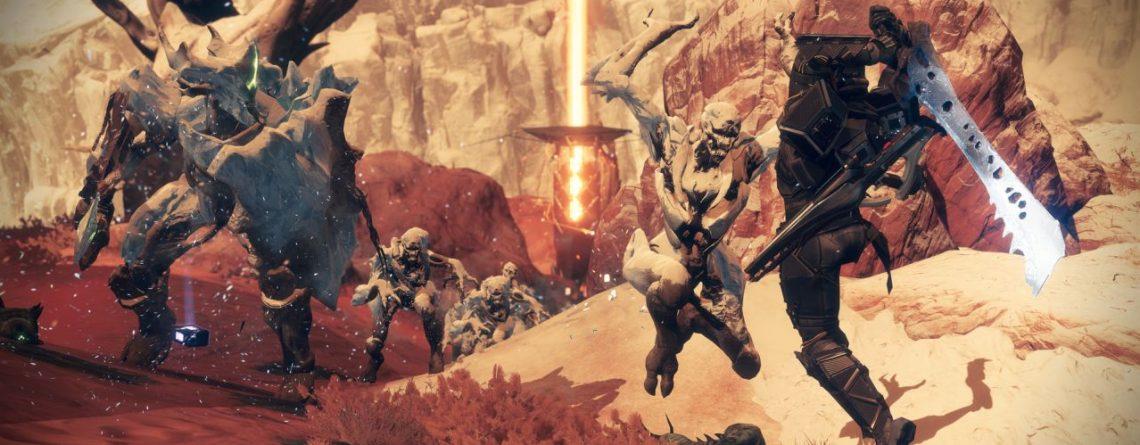"""Destiny 2: """"Wir haben es beim Escalation Protocol vielleicht übertrieben"""""""