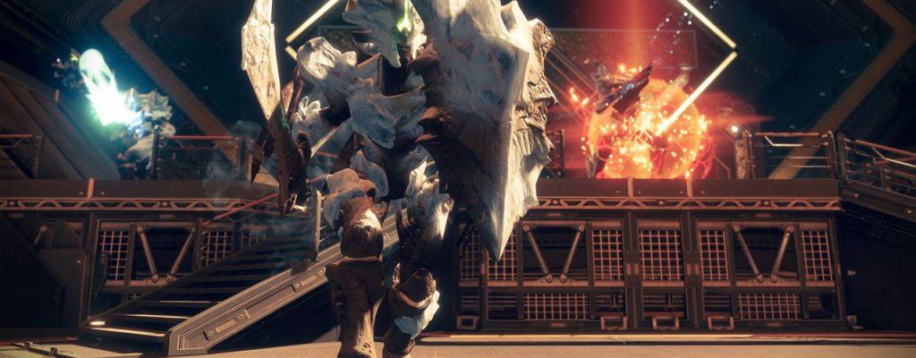 Seid per Livestream dabei, wenn Destiny 2: Kriegsgeist startet