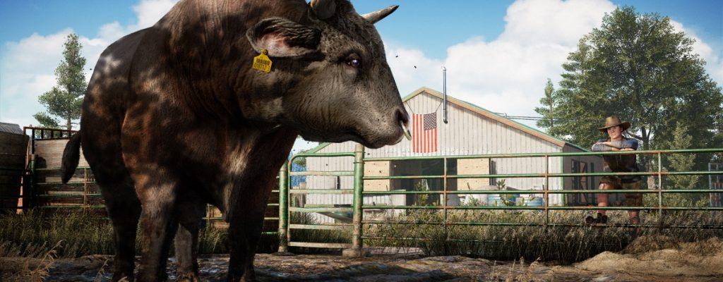 Far Cry 5: Schrägste Quest lässt Euch Bullenhoden sammeln – So geht's