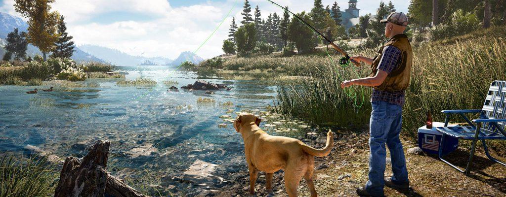 Jemand hat die Insel aus Lost ziemlich genial in Far Cry 5 gebaut