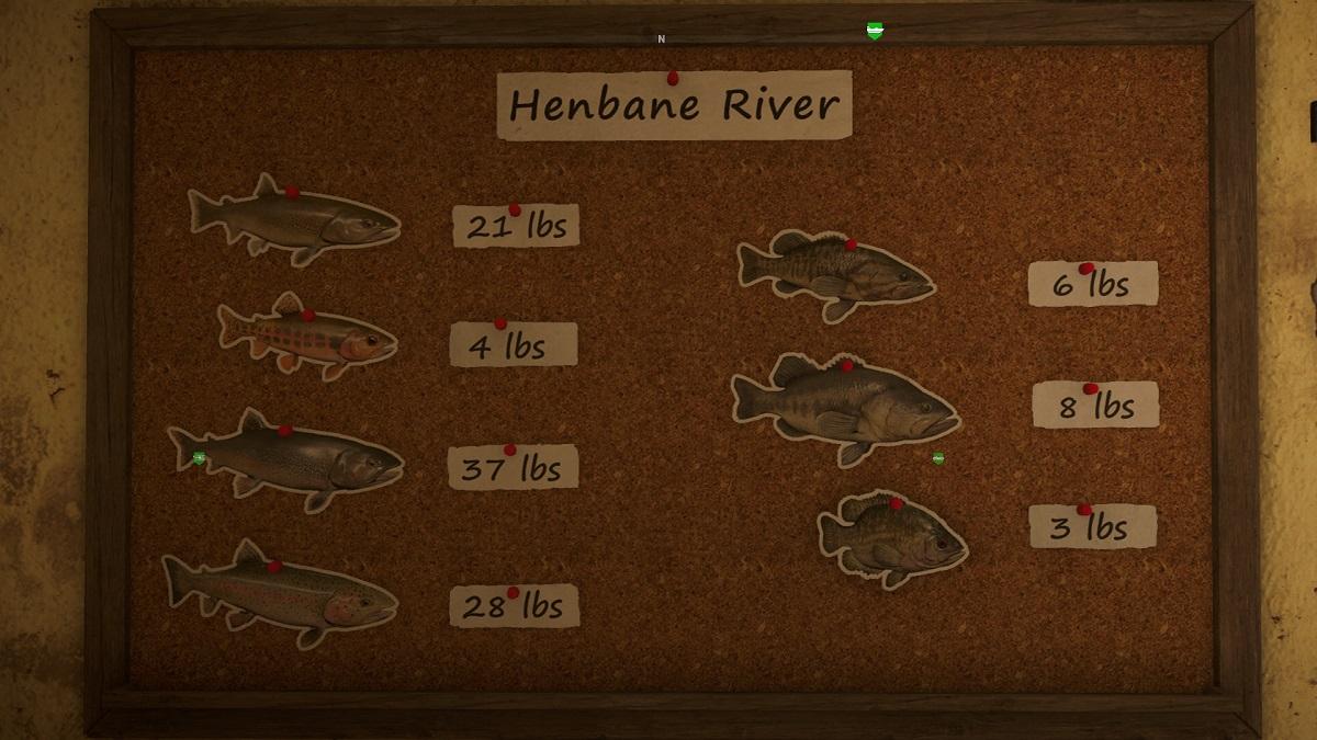 Far Cry 5 Henbane River Rekorde