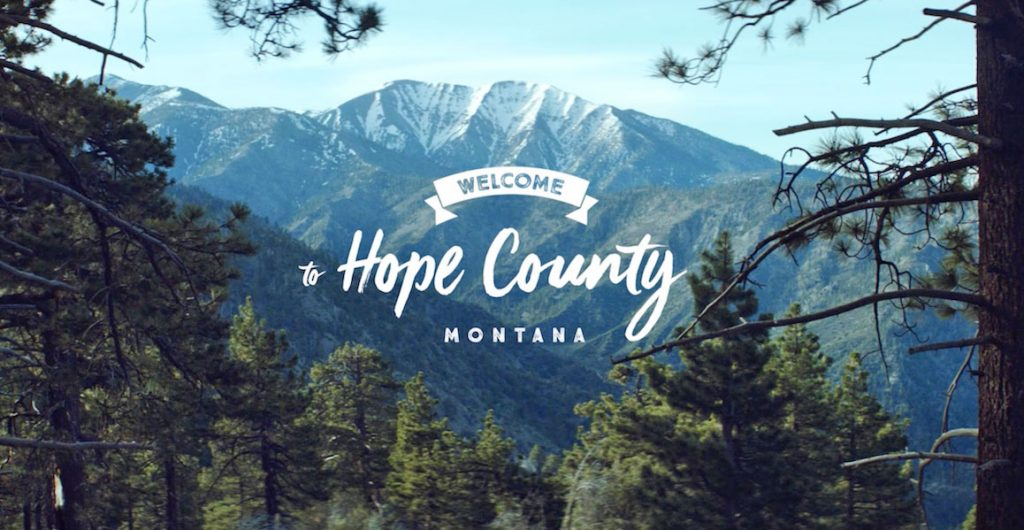 Far Cry 5 Hope County