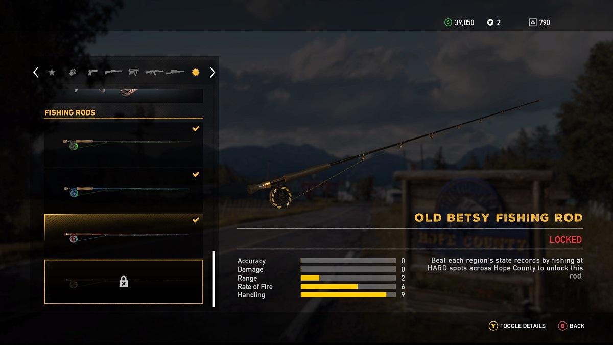 Far Cry 5 Old Betsy