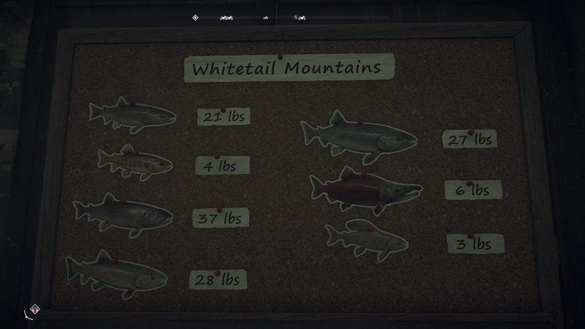 Far Cry 5 Whitetail Mountains Rekorde