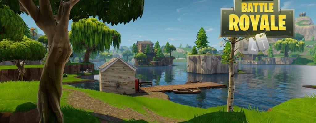 Der Loot Lake in Fortnite spuckt jetzt wirklich Loot aus