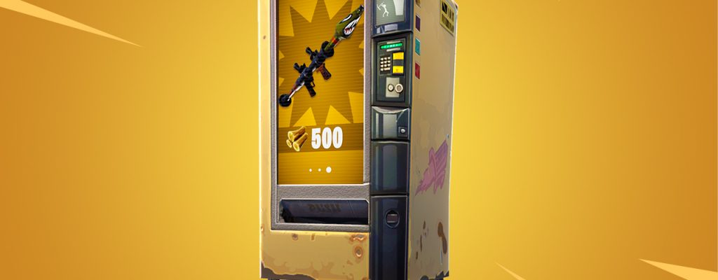 Fortnite: Verkaufsautomaten-Map – Alle Vending-Machines mit Spots