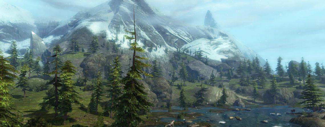 Guild Wars 2: 7 fantastisch aussehende Landschaften