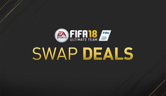 FIFA 18: FUT Swap Deals – So bekommt ihr die FUT-Tausch-Spieler