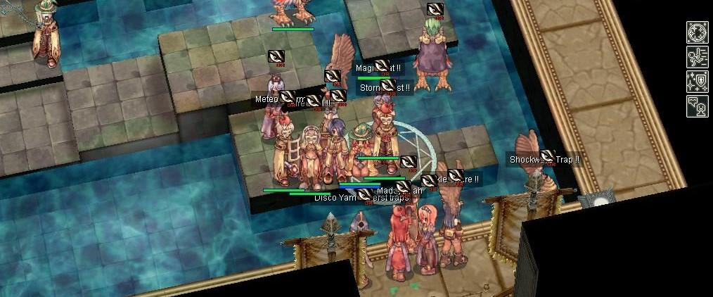 Ragnarok Online War of Emperium