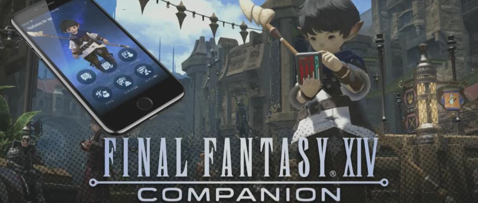 Final Fantasy XIV erhält Companion-App! Aber nicht ganz kostenlos