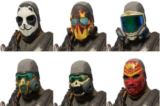 the division masken
