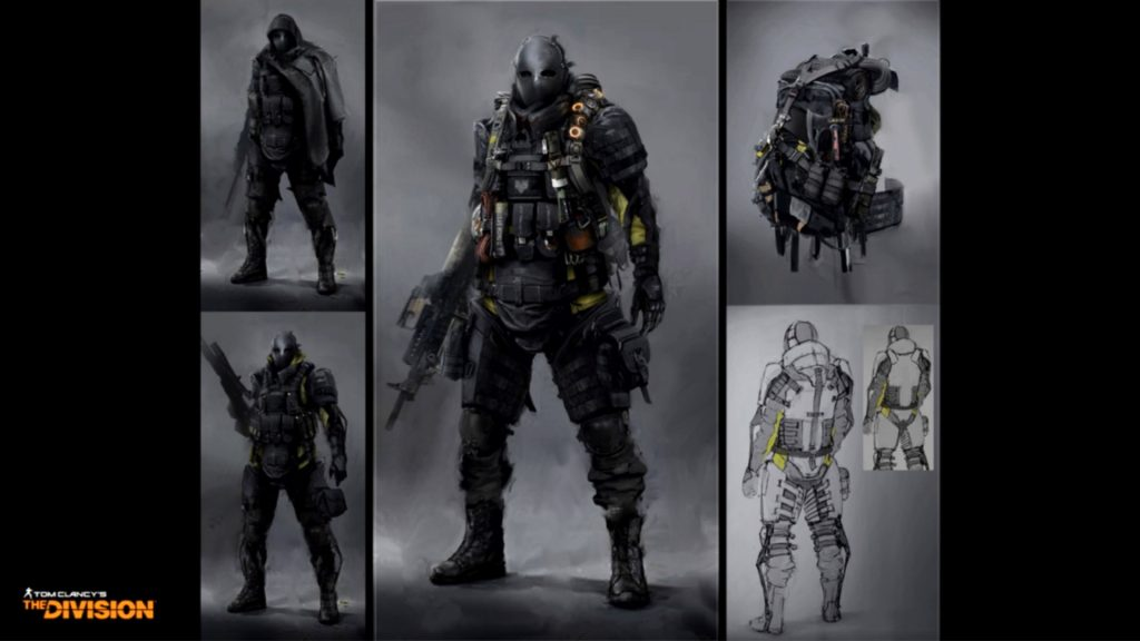 the division hunter
