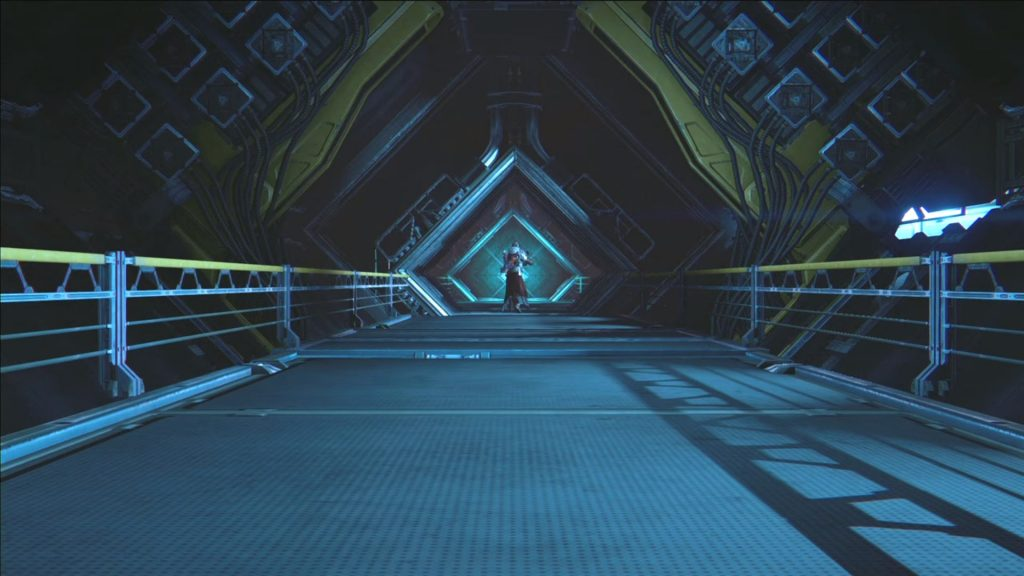 Destiny Warmind Bunker Entrance