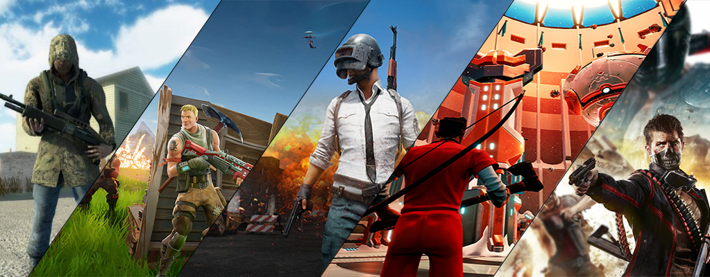 5 Beste Battle Royale Games Titel