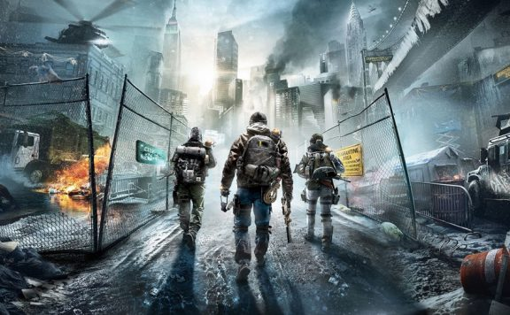 the division header