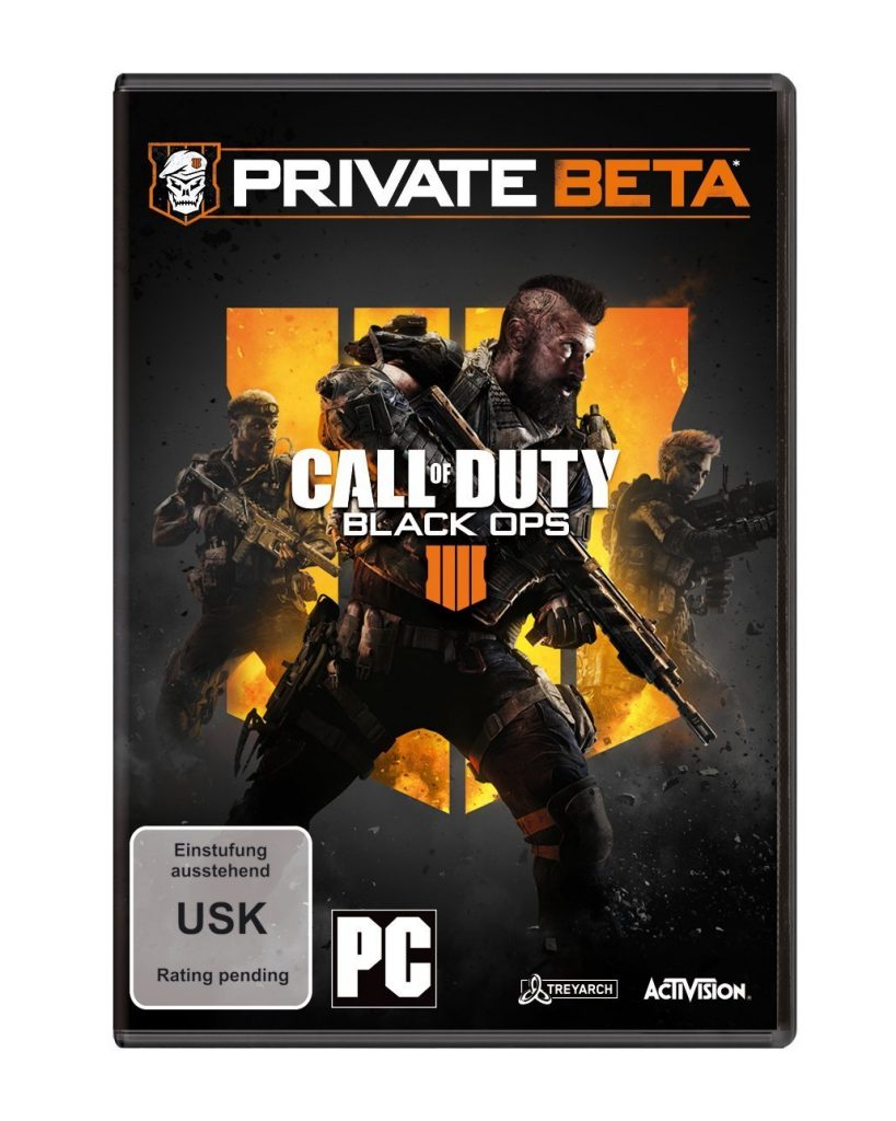 Amazon Call of Duty Black Ops 4 Private Beta PC