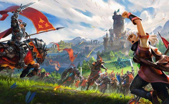 Albion Online Steam Launch