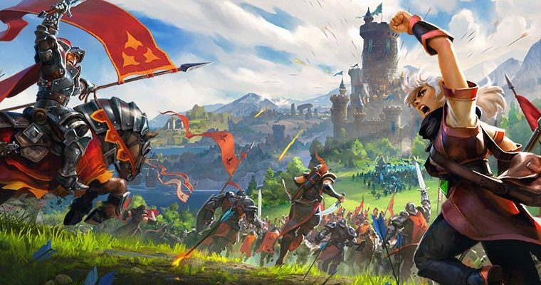 Albion Online startet auf Steam: Release schon in wenigen Tagen