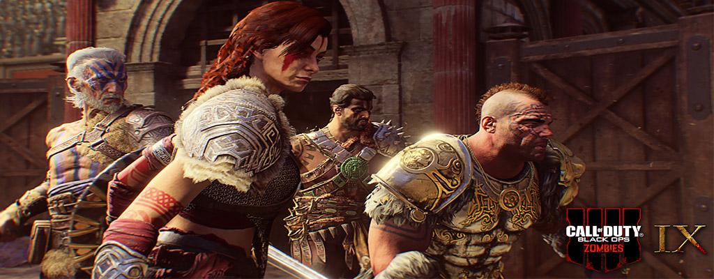Call of Duty: Black Ops 4 Beta auf PS4, Xbox One und PC für Vorbesteller