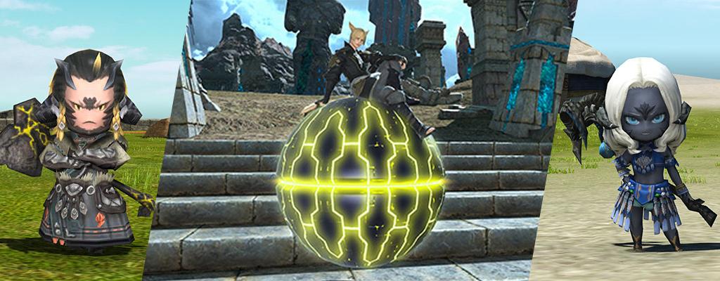 So Bekommt Ihr Die Neuen Reittiere Und Begleiter In Final Fantasy